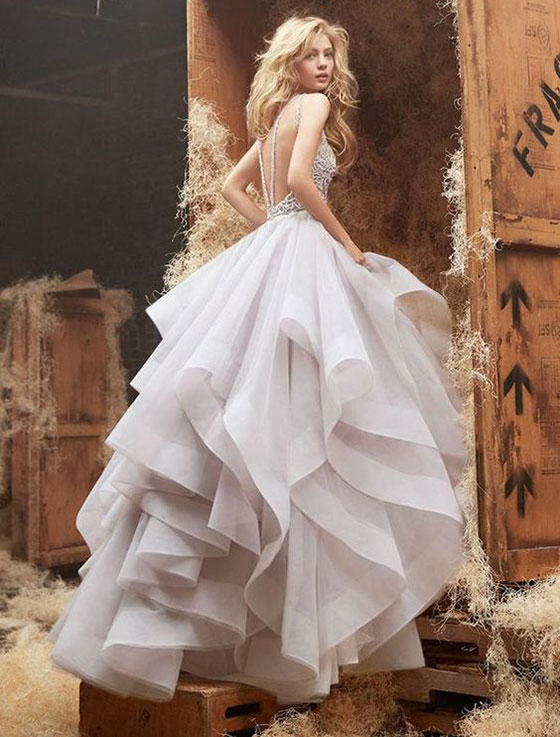 Designer Gown by Hayley Paige