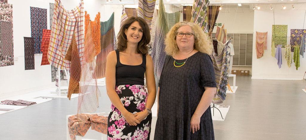 Inspiring Glimpse At The Future Of UK Textile Design