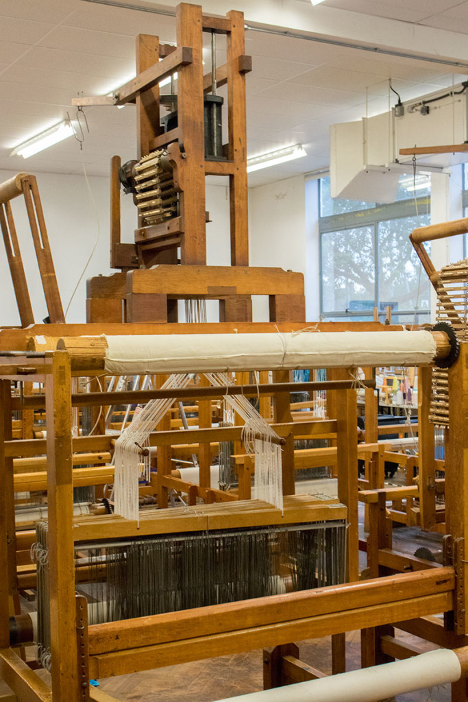 The Loom Rooms at Loughborough University 2