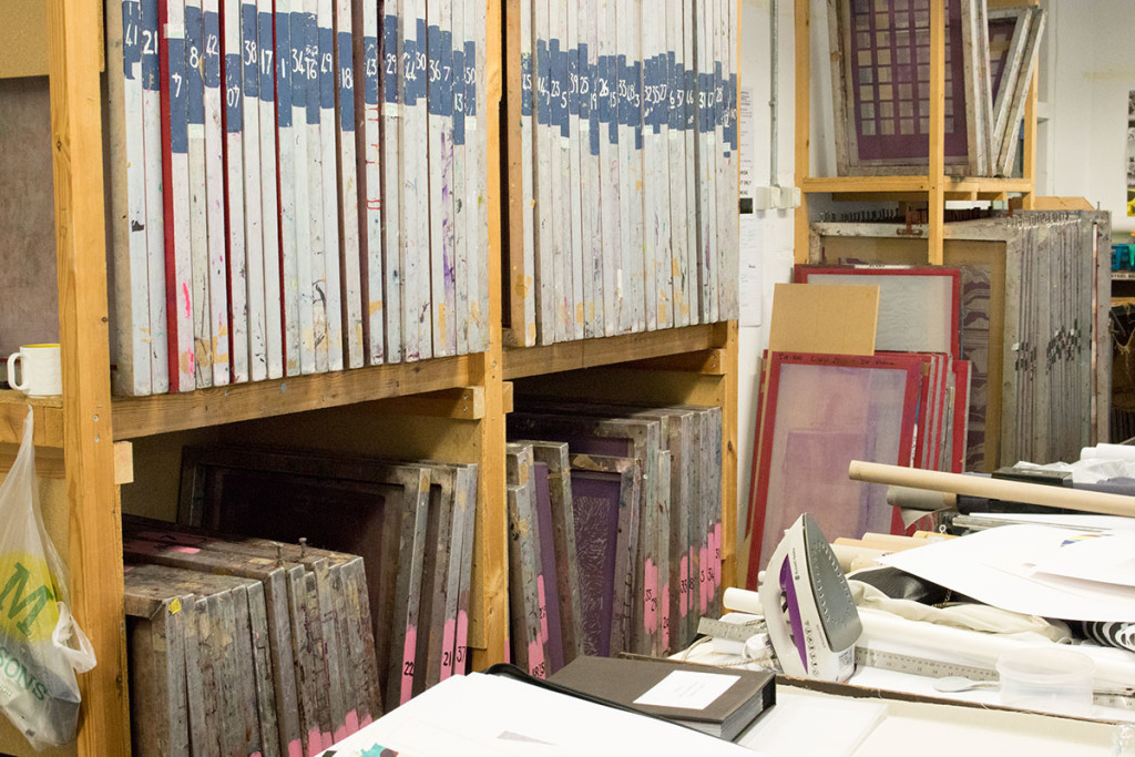 The Print Rooms at Loughborough University 3