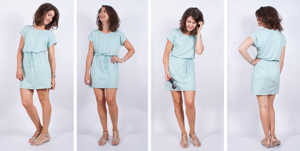 Simple T-Shirt Dress
