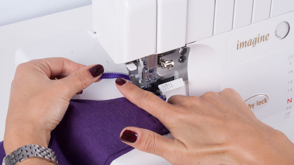Five Techniques for Making Clothes on Your Overlocker