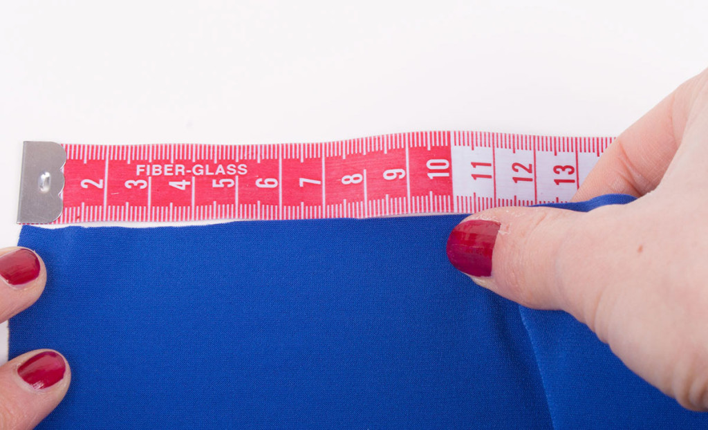 Calculating Percentage Stretch in Knit and Jersey Fabrics