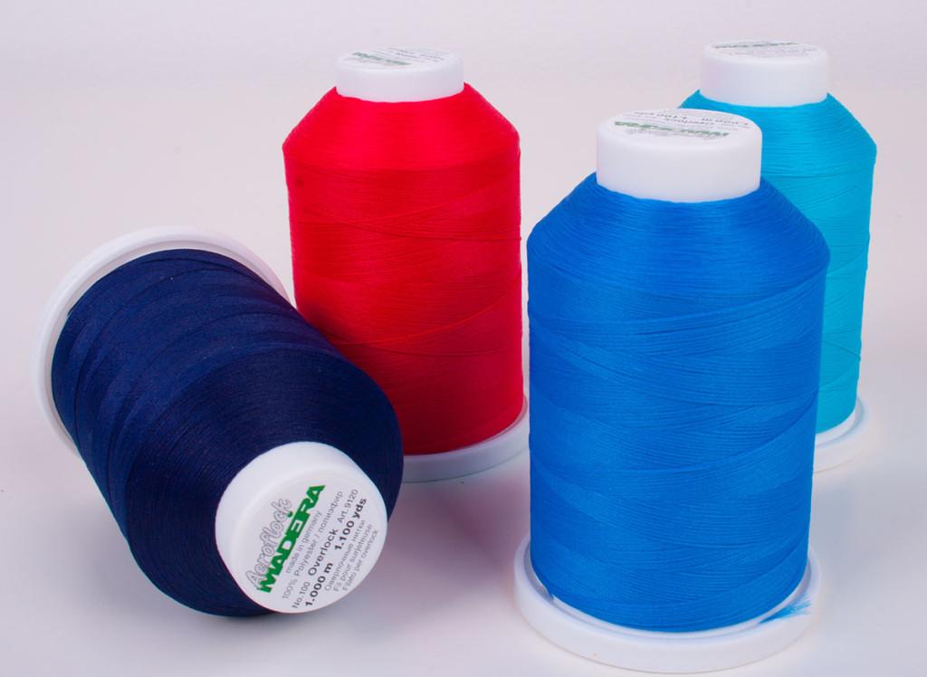 Woolly Nylon Threads