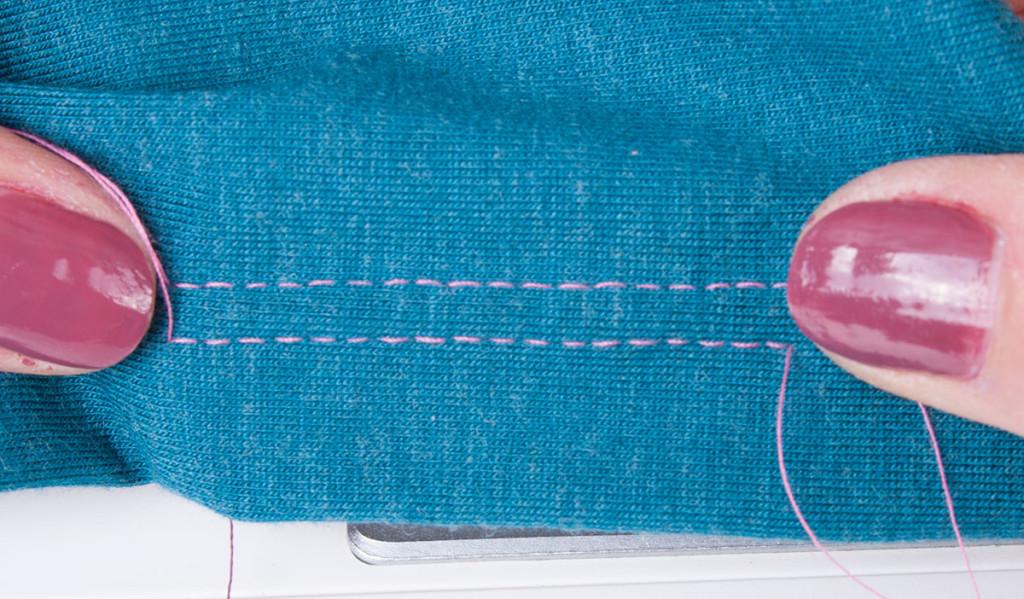 Twin Needle Stitches