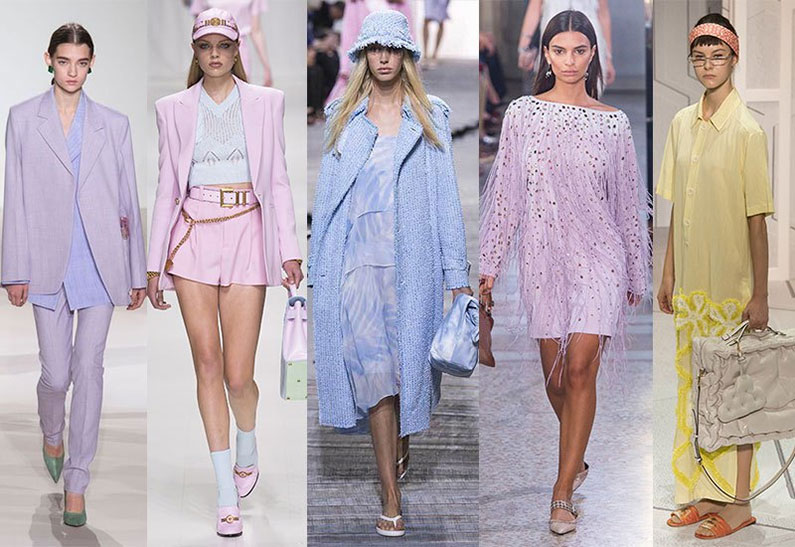 Sewing the Spring/Summer 2018 Trends