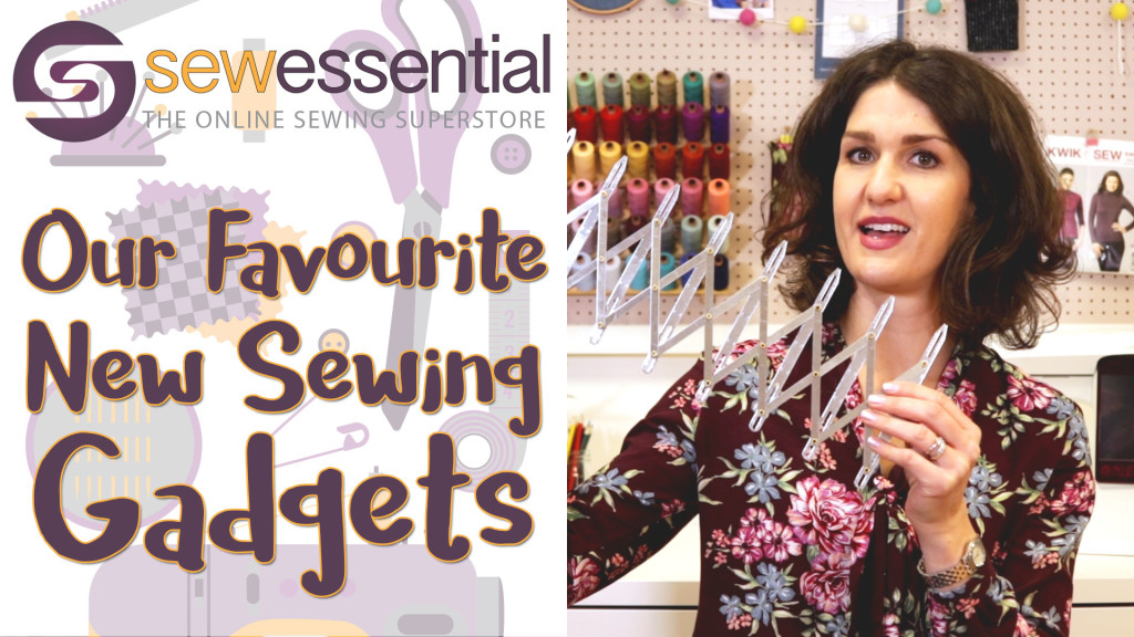 Our Favourite New Sewing Gadgets