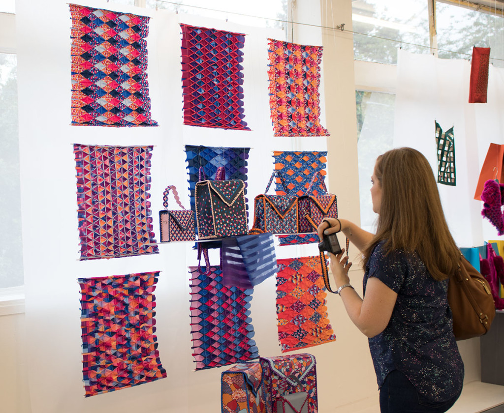 The Textile Degree Show