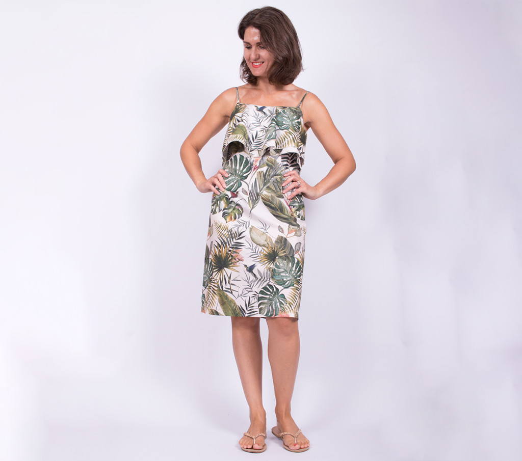 Simple Slip Dress