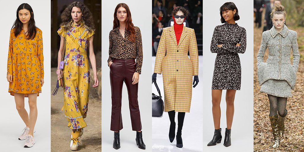 Sewing the Autumn/Winter 2018 Trends