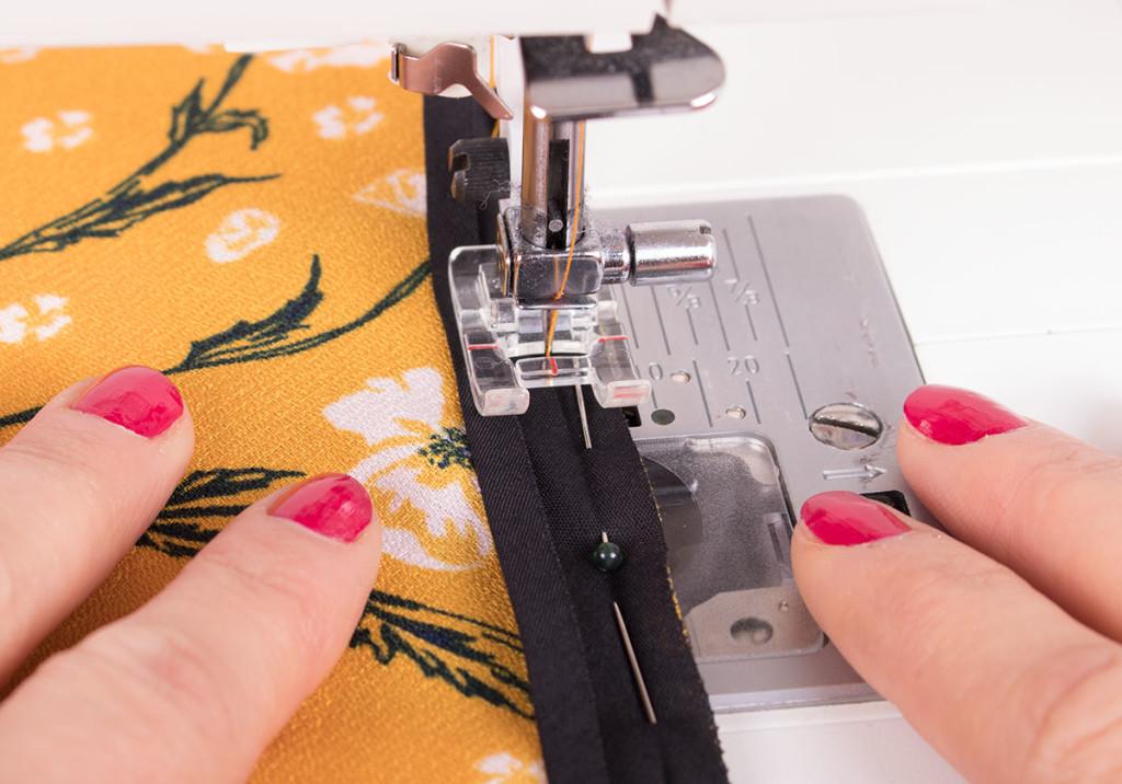 Sewing Ready Made Bias Binding