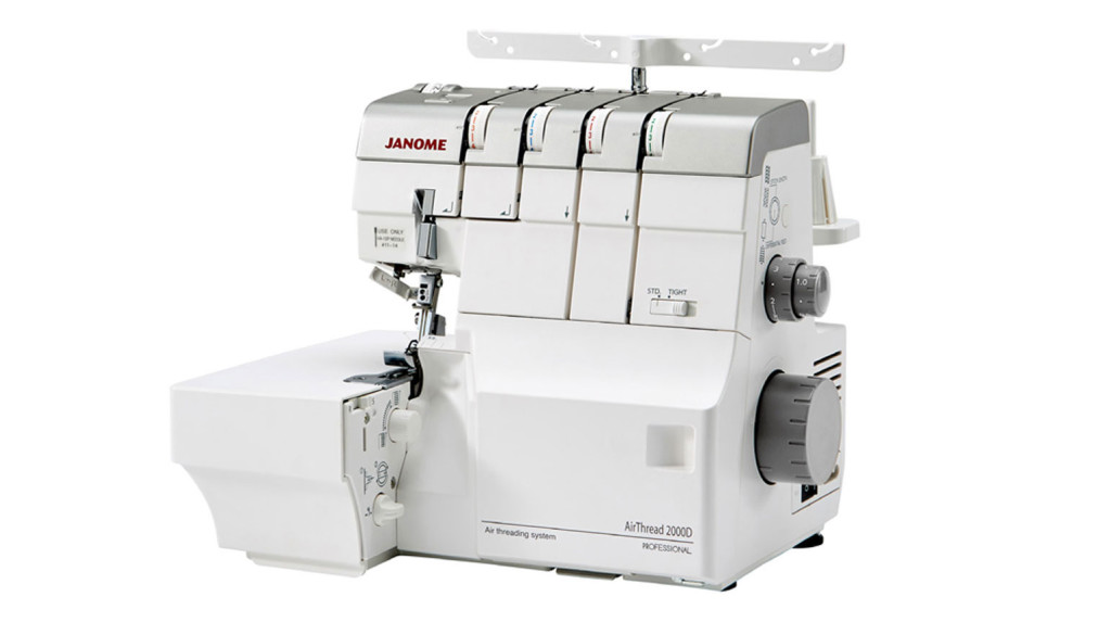 Janome Air Thread 2000D Professional Overlocker