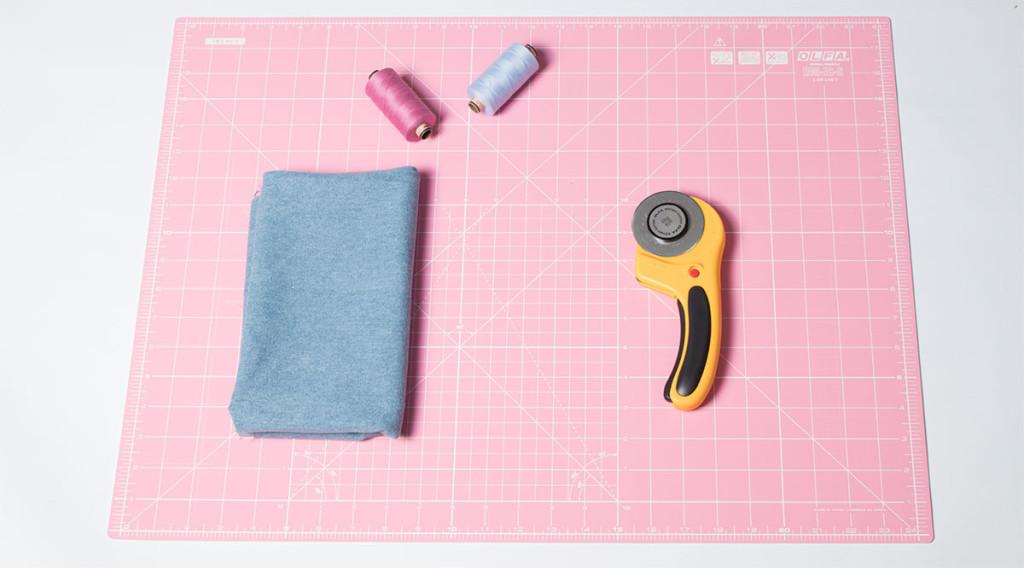 Pink Cutting Board