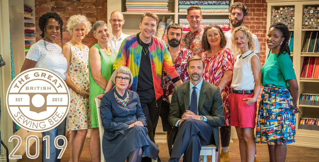The Great British Sewing Bee Contestants 2019 - Series 5