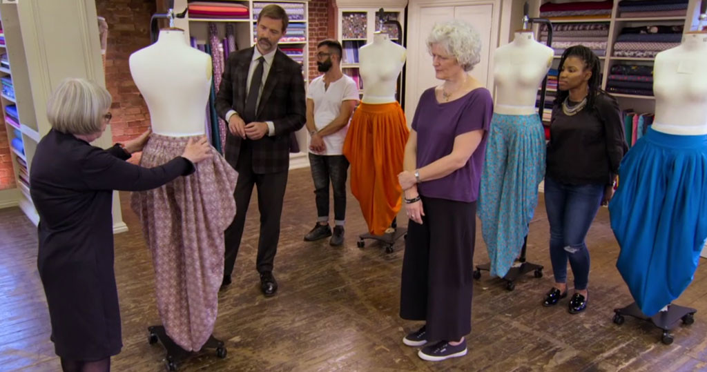 Great British Sewing Bee Series 5 Episode 7