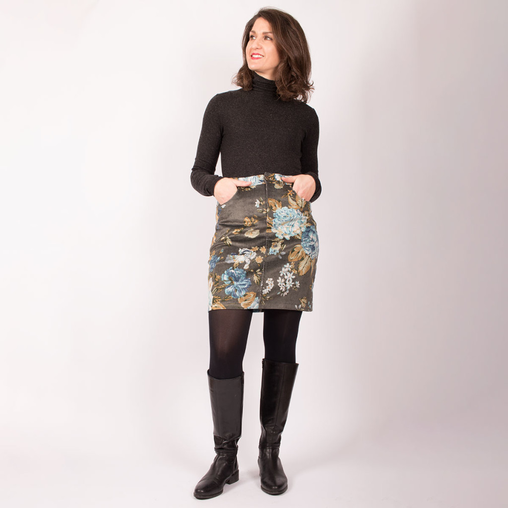 Ness Skirt view 3