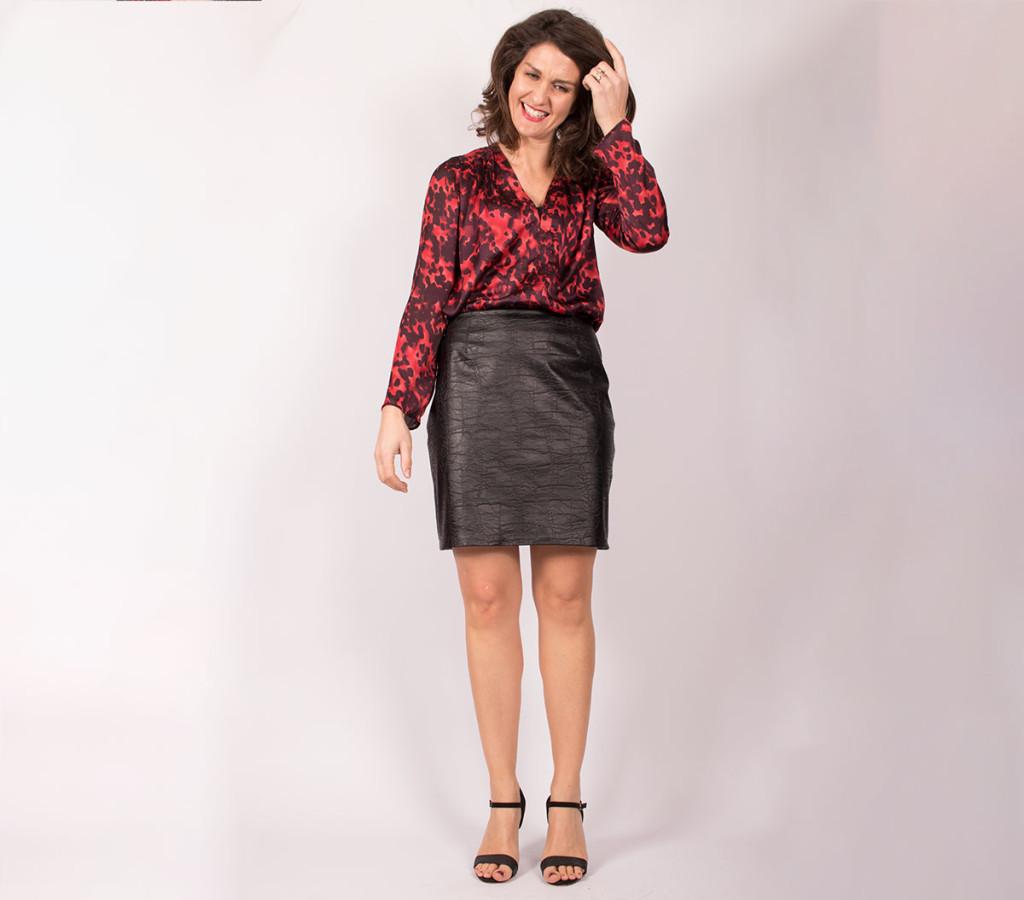 McCalls 8051 Skirt Pattern