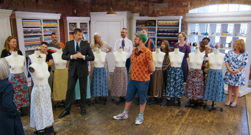 Sewing Bee Series 6 Episode 1