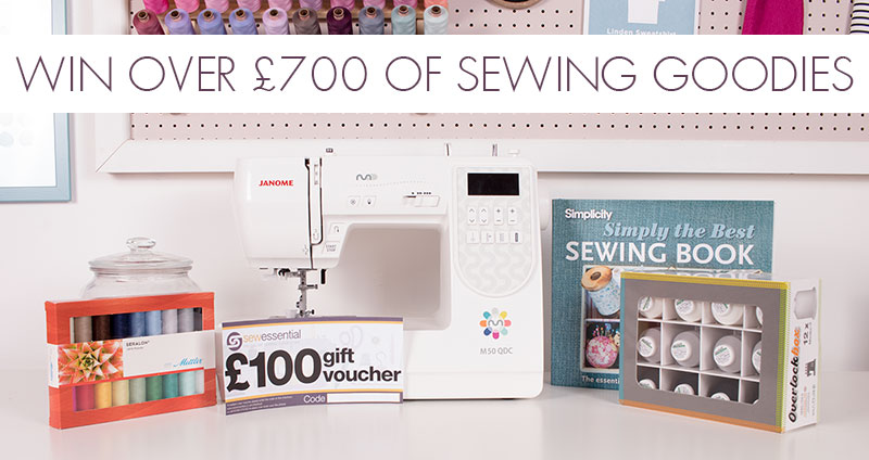 Sew Essential 15th Anniversary Giveaway