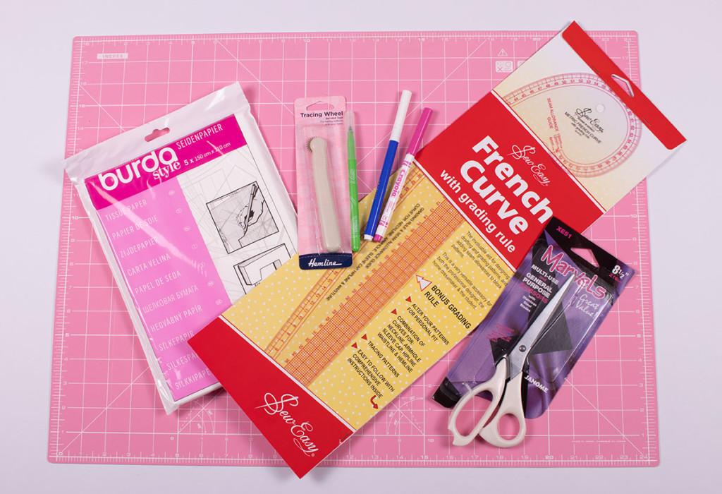 Dressmaking Tracing Tools