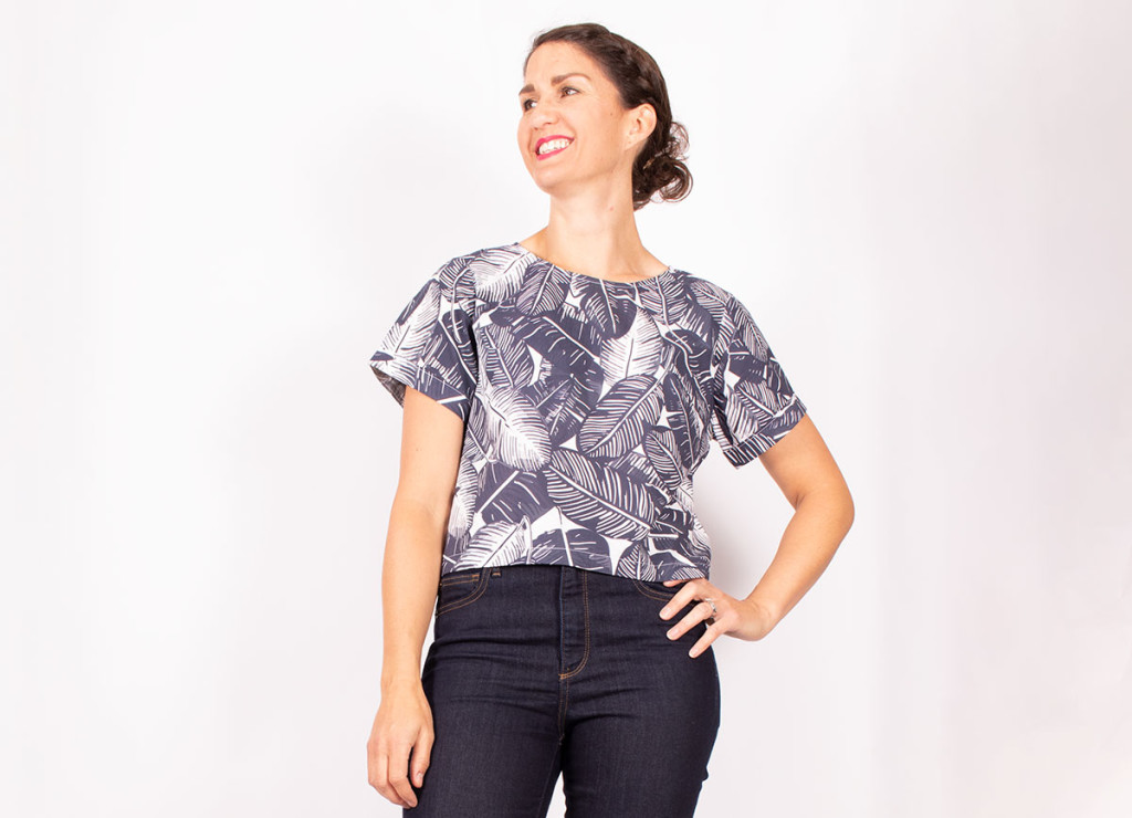 The Cielo Top Sewing Pattern