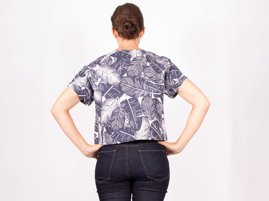 Cielo Top Back View