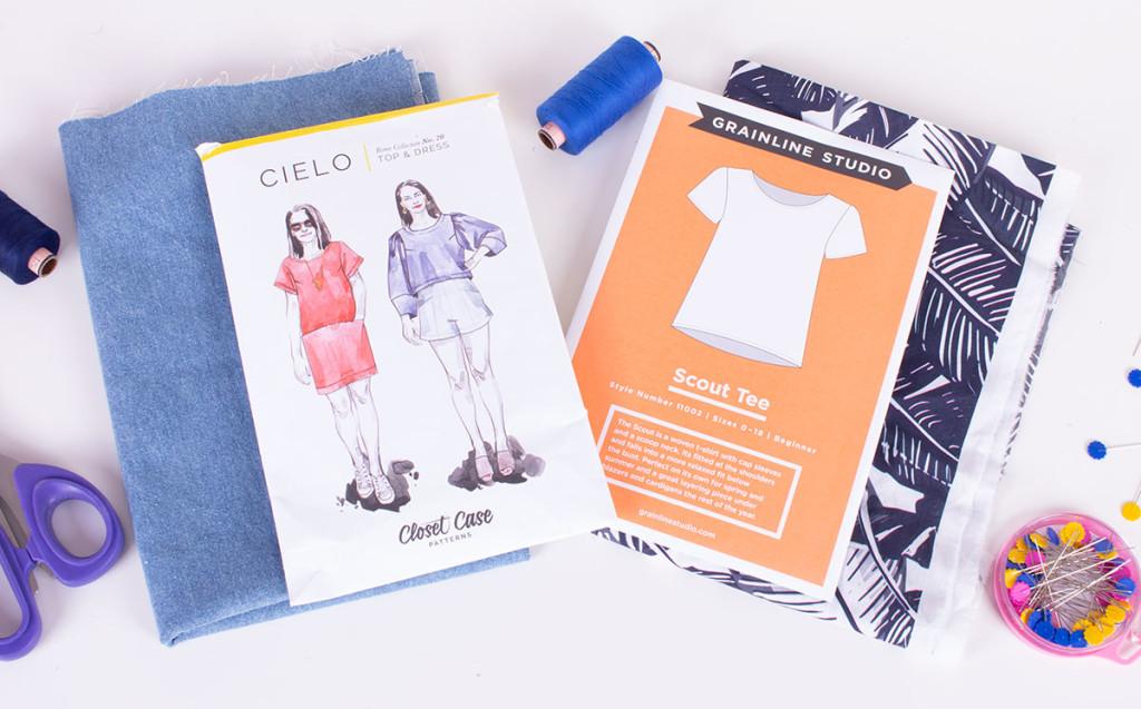 Tops Beginner Sewing Patterns