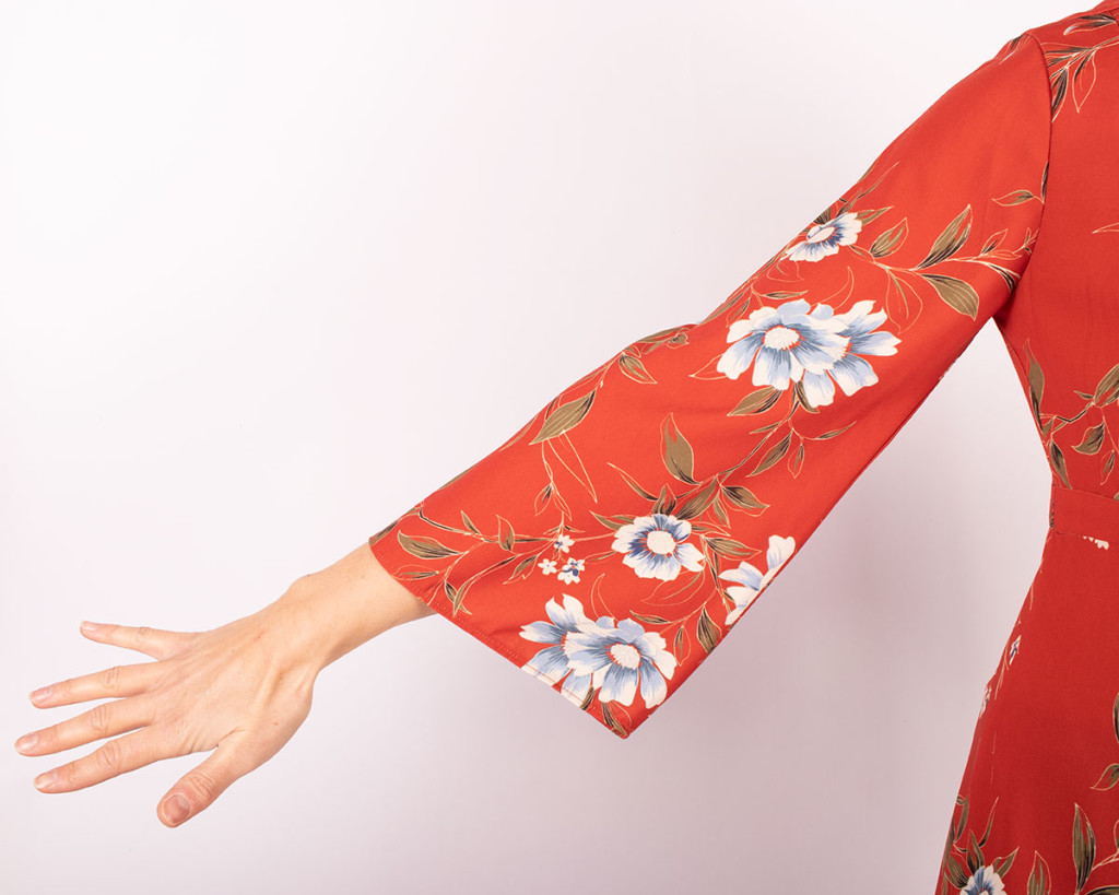 Butterick 6481 sleeves