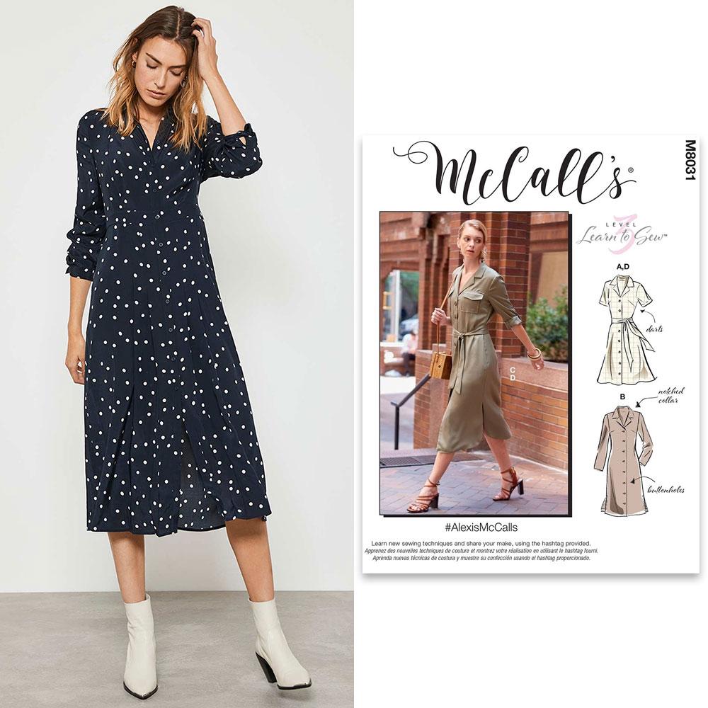 The Midi Length Dress