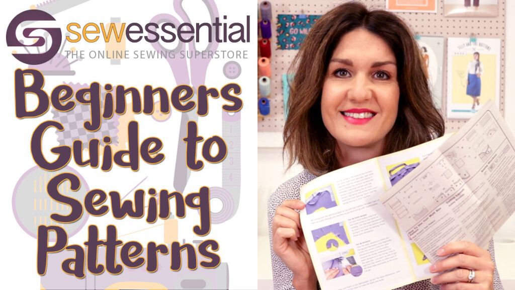 Beginner's Guide to Reading and Understanding a Sewing Pattern