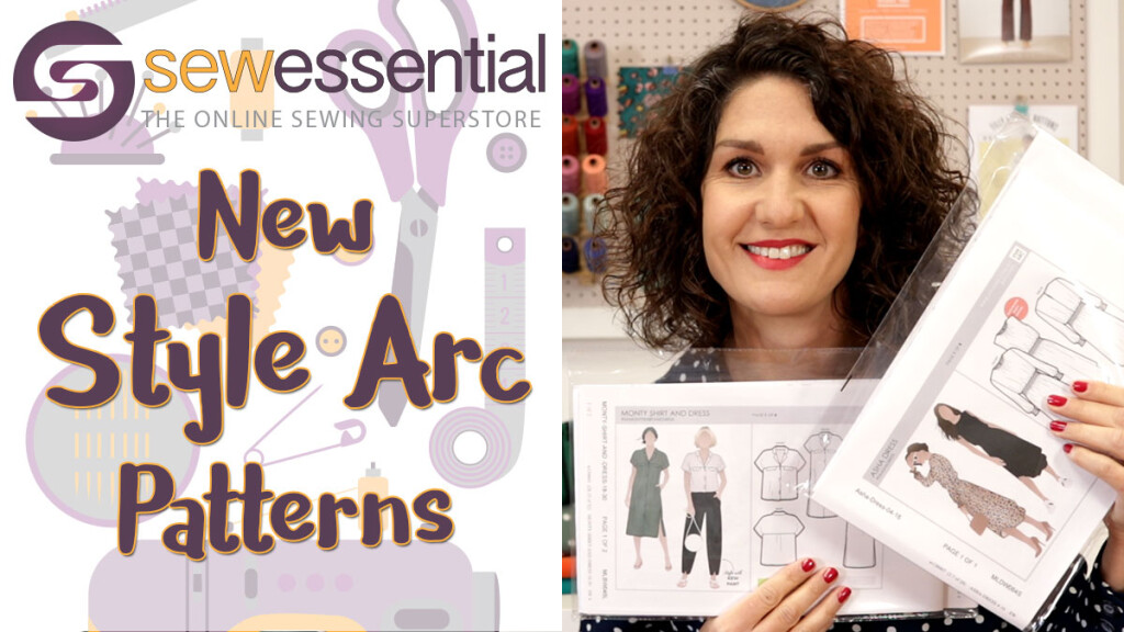 New Style Arc Sewing Patterns