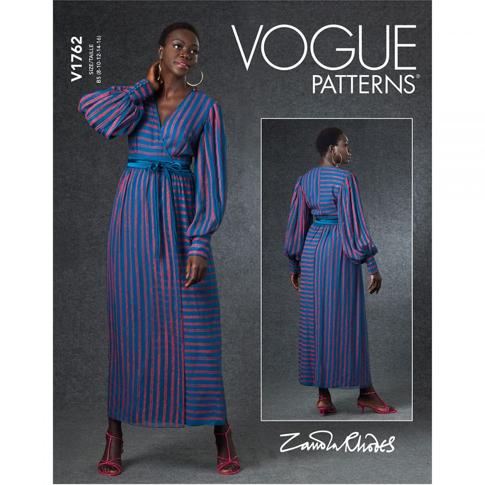 Vogue 1762 sewing pattern
