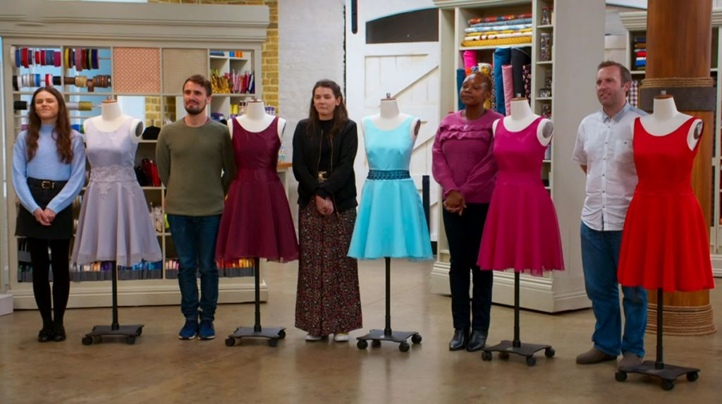 Sewing Bee S07E08