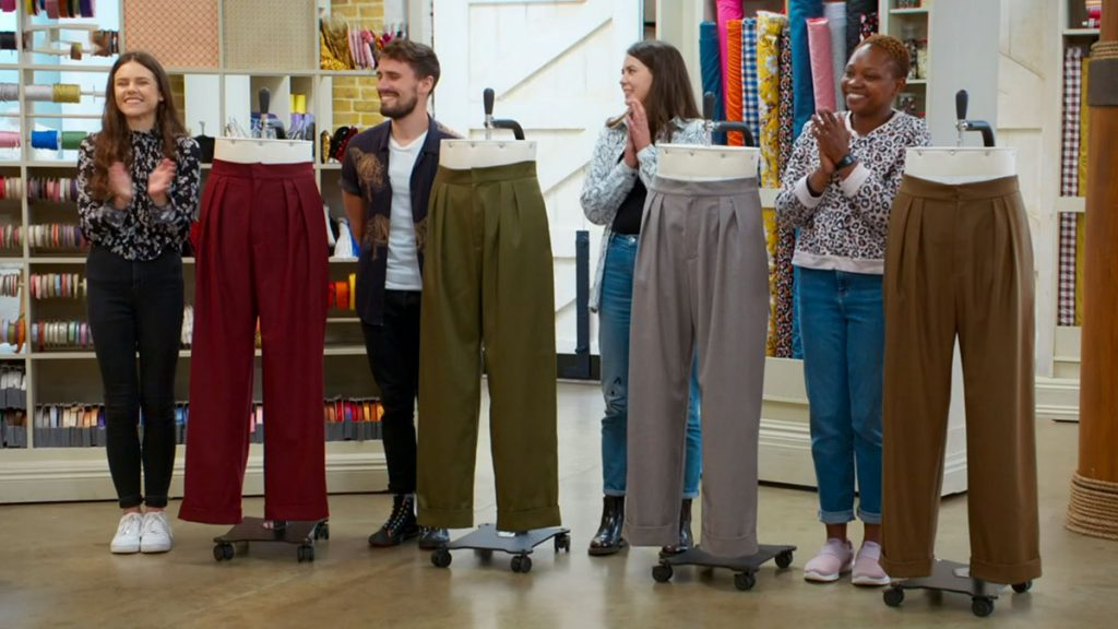 Sewing Bee S07E09